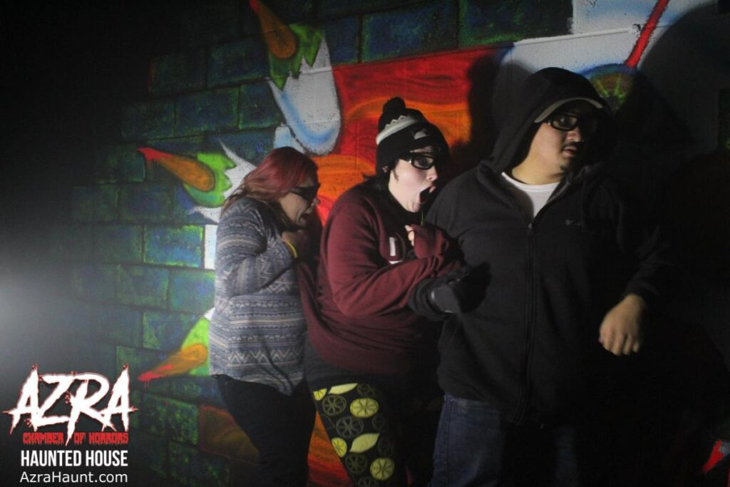 Azra Chamber of Horrors - Metro Detroit - Haunted House